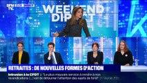 Manif anti-Macron devant un théâtre parisien (2/2) - 17/01
