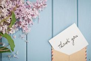 5 Times You Must Send a Thank-You Note