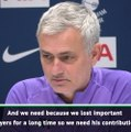 Gedson can play in many positions - Mourinho on loan signing