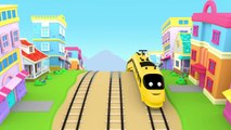 Learn Colors With Preschool Toy Train