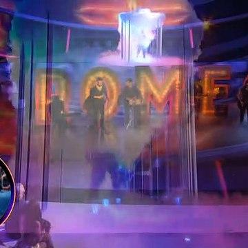 María Isabel  Imita a Romeo Santos (Eres Mía) TCMS 8 (Gala 2)