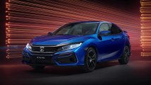 The new 2020 Honda Civic celebrates its debut