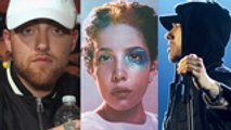 New Music Released From Eminem, Mac Miller & Halsey | Billboard News