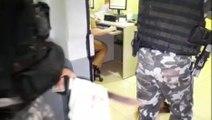 Homem ameaça a esposa com facão e acaba detido pelo Choque no Bairro Morumbi