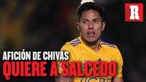 Afición del Rebaño pidió el regreso de Carlos Salcedo