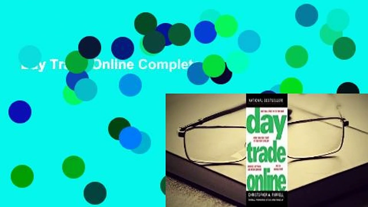 Day Trade Online Complete