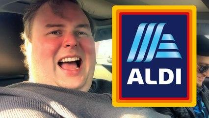 What's in Junt's Cart? - Aldi