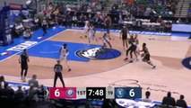 Moses Brown (19 points) Highlights vs. Agua Caliente Clippers