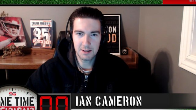 NFL Championship Best Bets With Ian Cameron - Best Of Game Time Decisions (1/17/2020)
