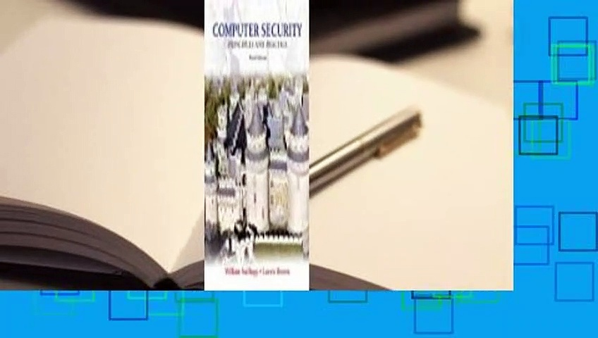 About For Books  Computer Security: Principles and Practice  For Free