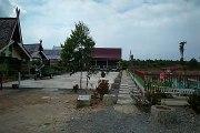Ekowisata Embung Bina Lestari Desa Muntialo Sepi Pengunjung