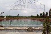 Wahana Embung Bina Lestari Desa Muntialo ( Latihan)