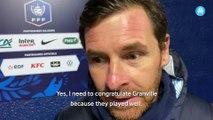 Granville 0-3 OM : André Villas Boas post match interview
