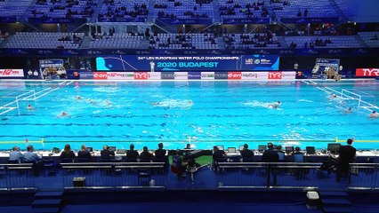 LEN European Water Polo Championships  - Budapest 2020 - DAY 7