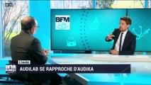 Benoît Roy (Audilab) : Audilab se rapproche d'Audika - 18/01