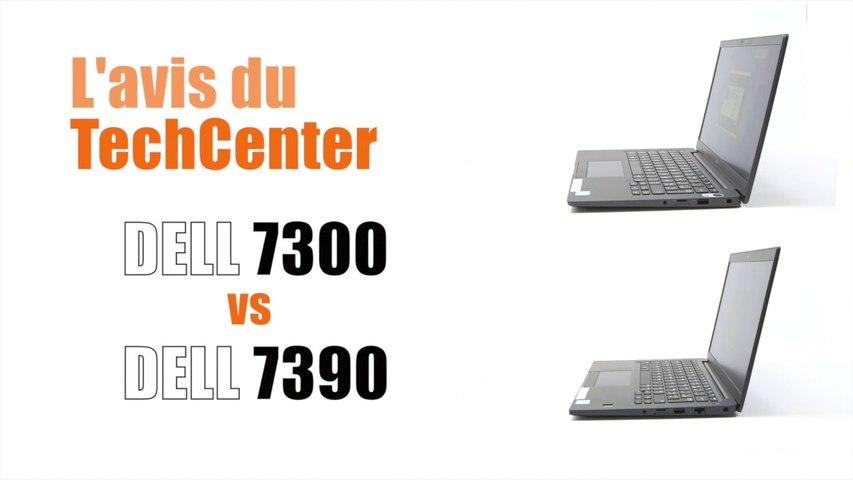 En direct du TechCenter Celeris le Dell Latitude7300