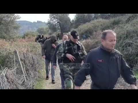 Pamje nga aksioni i forcave RENEA për kapjen e të rrezikshmit Xhevahir Jonuzi