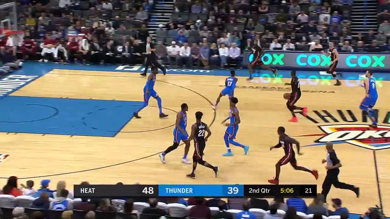 NBA'de Gecenin En Güzel 10 Oyunu | 17.01.2020
