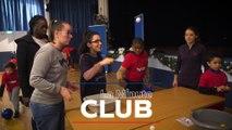 La minute club : Les enfants des Écoles Rouge et Bleu à l'Institut du Val Mandé