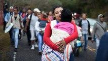 Migrant caravan: Forced to seek asylum in Guatemala