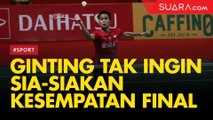 Indonesia Masters 2020: Melaju ke Final, Ginting Tak Ingin Sia-siakan Kesempatan