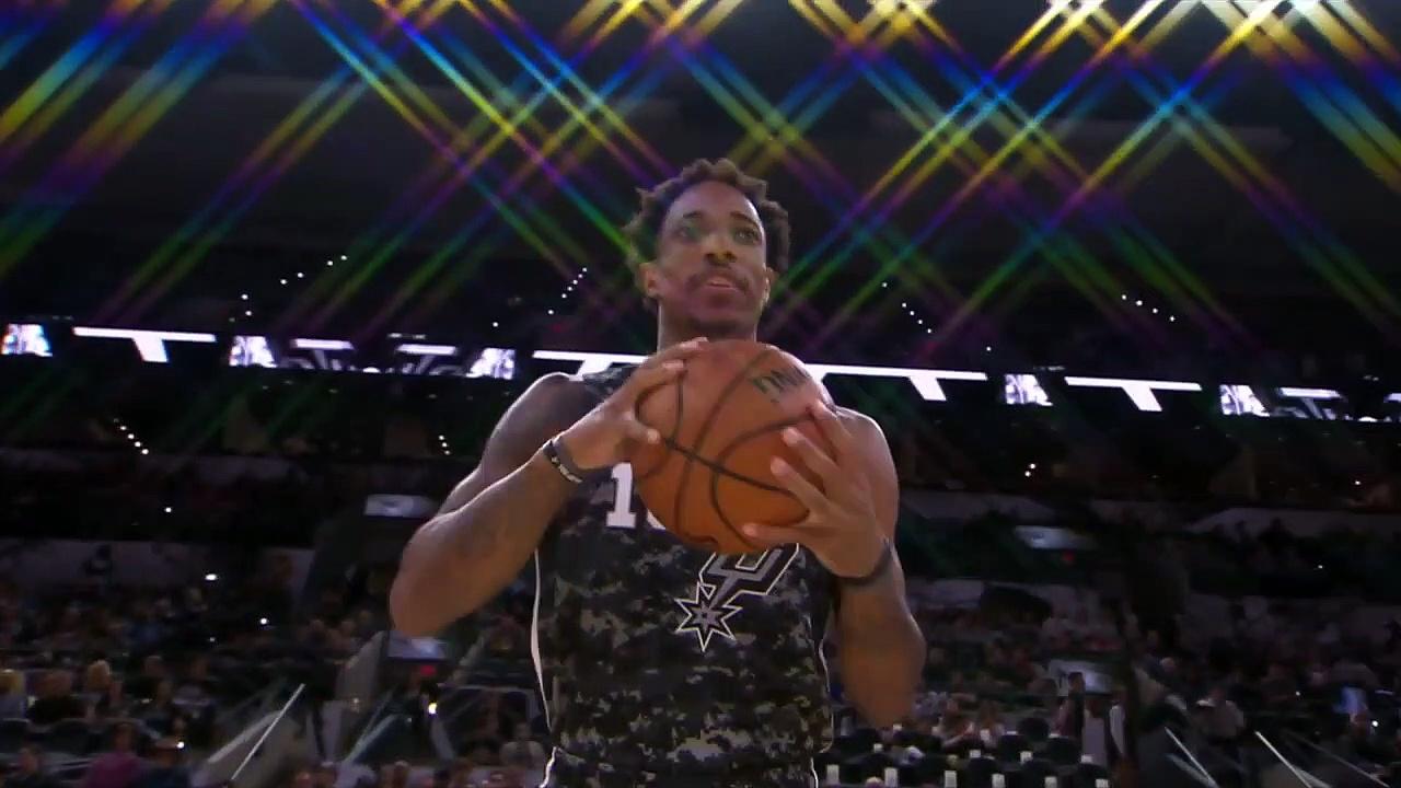 Atlanta Hawks 121 - 120 San Antonio Spurs