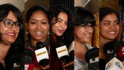 ഹെലൻ പ്രേക്ഷകരുടെ പ്രിയങ്കരി  | HELEN FDFS Theatre Response | Anna Ben | Vineeth Sreenivasan