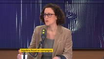 """Mobilisation sociale, Ségolène Royal... Le """"8h30 franceinfo"""" d'Emmanuelle Wargon"""