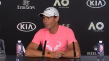 Even I'm surprised to be world number one - Nadal