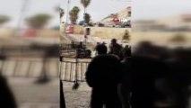 - İsrail güçleri Filistinli yaşlı kadını gözaltına aldı