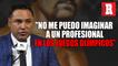"""""""No estoy de acuerdo que el boxeo profesional participe en Juegos Olímpicos"""": Oscar de la Hoya"""