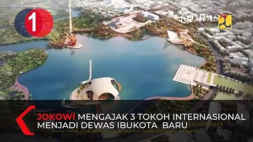 [Top 3 News] Jokowi Ajak Tokoh dan Tawarkan Pulau   Jakarta Banjir Lagi   Viral Kerajaan Fiktif