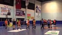 Kastamonu Belediyespor-Banik Most maçının ardından