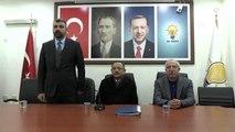 """AK Parti'li Özhaseki: """"Milletin ümidi olmaya devam edeceğiz"""""""