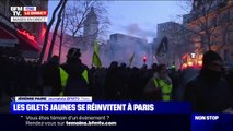Mobilisation à Paris: arrivés à gare de Lyon, les manifestants ne se dispersent pas