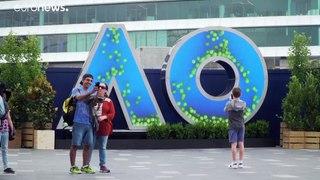 Air pollution from wildfires threaten Australian Open tennis matches