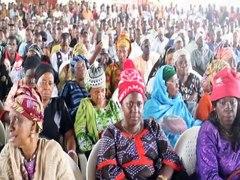 Guinee Cellou Dalein mobilise les militants de l U