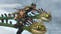 How to Train Your Dragon 2 -- Gameplay - Flying as Barf and Belch