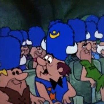 The Flintstones Season 4 Episode 23 Reel Trouble