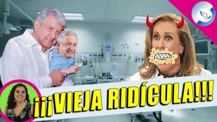 Actriz Laura Zapata Insulta al Nieto De AMLO; El Pueblo Despotrica En Contra De La Ardida