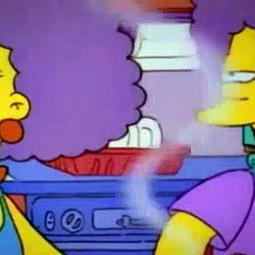 The Simpsons Season 3 Episode 21 Black Widower