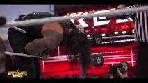 WWE Goldberg Roman Reigns Vs Brock Lesnar _ WWE New Match Fight _ WrestleMania 34