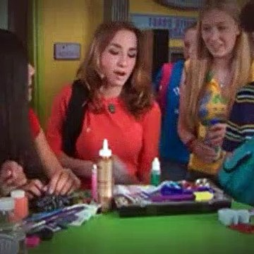 Zoey 101 S01E10 Backpack