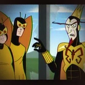 Venture Brothers S02E10 I Know Why the Caged Bird Kills