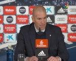 "20e j. - Zidane : ""On a su réagir"""