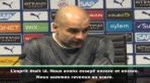 """23e j. - Guardiola : """"Nous avons tout essayé"""""""