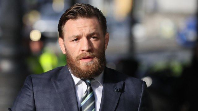 Conor McGregor Seems To Have Bounced Back From A Series Of Mistakes