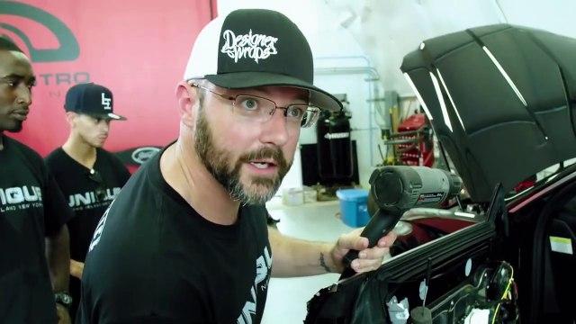 Cómo forrar un Mercedes-Benz - Autos únicos con Will Castro - Discovery Turbo
