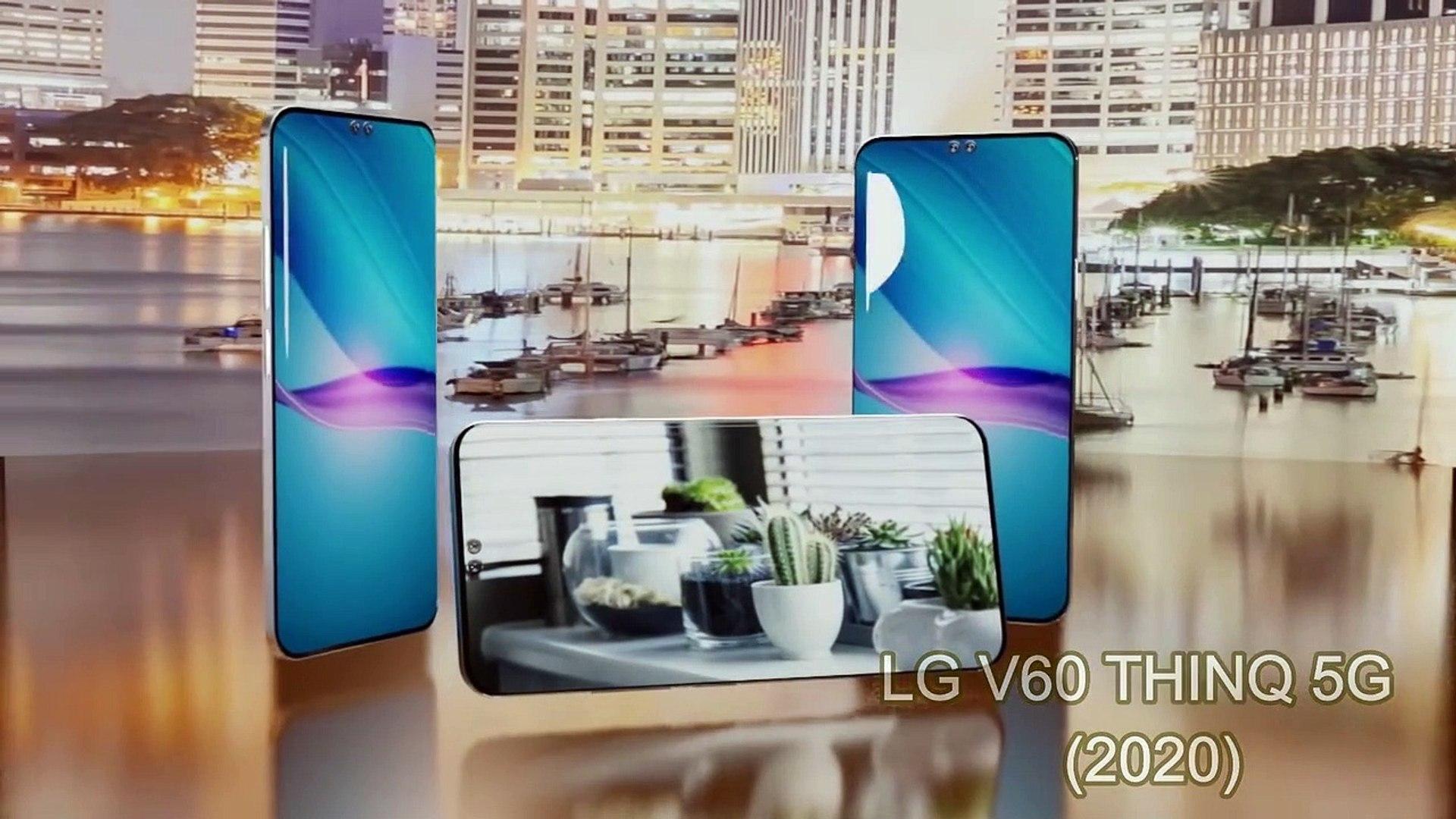 LG V60 ThinQ 5G (2020) FULL Introduction!!!