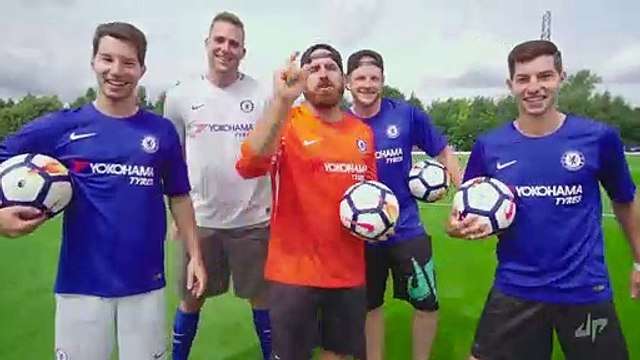 Soccer Trick Shots 2 - Dude Perfect - Amazing Sports